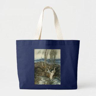 Colvill Mermaid Jumbo Tote Bag