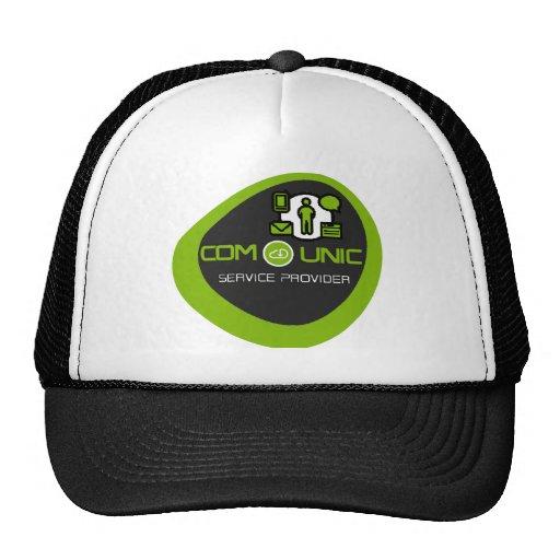COM-unic.ca unified communication Mesh Hat