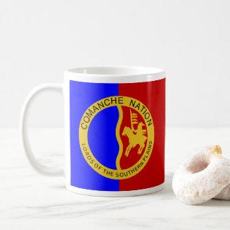 Comaanche Nation Flag Coffee Mug