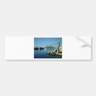Comarit Ferry Almeria Bumper Sticker