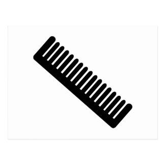 Comb Postcard