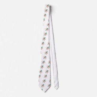 Comb & Scissors Tie
