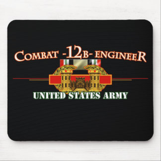 Combat 12B Engineer Mouse Pad
