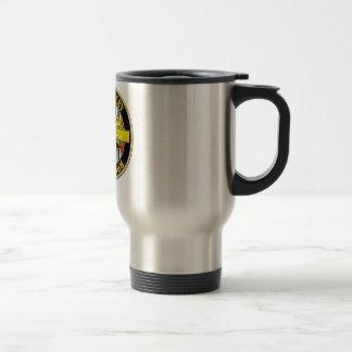 Combat Cavalry Scout OIF 1st CAV Coffee Mug