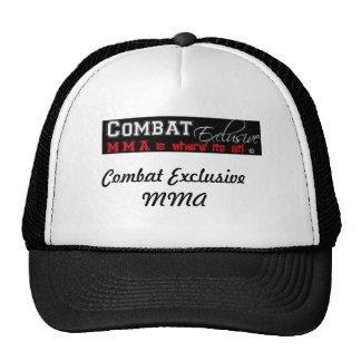 Combat Exclusive MMA Trucker Hats