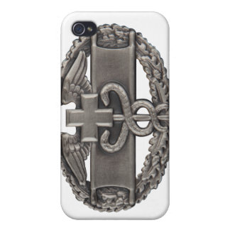 Combat Field Medical Badge (CFMB) iPhone 4/4S Cover