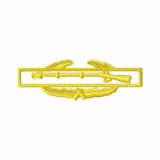 Combat Infantry Badge Outline Polo