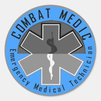 Combat Medic EMT Sticker