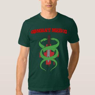 Combat Medic Full Color Tshirt
