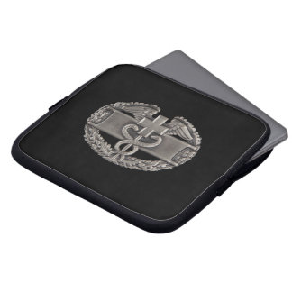 Combat Medic Laptop Sleeves