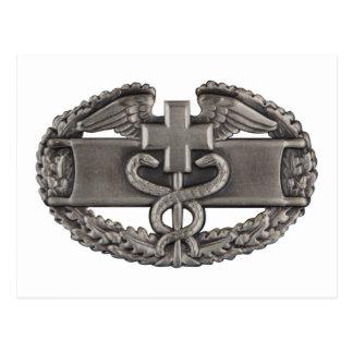 Combat Medic Postcard