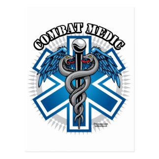 Combat Medic Post Cards