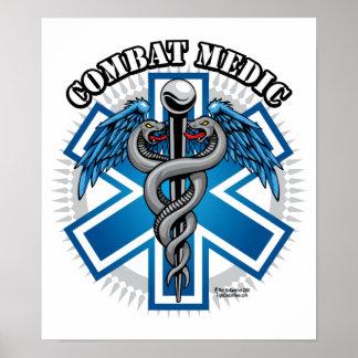 Combat Medic Poster