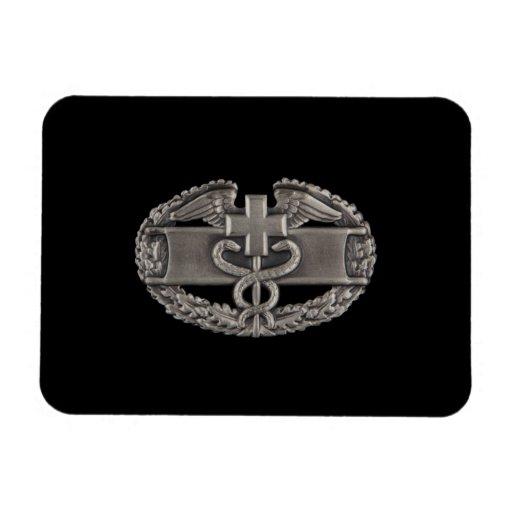 Combat Medic Vinyl Magnets