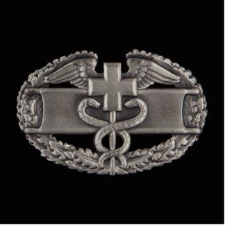 Combat Medic Standing Photo Sculpture