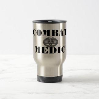 COMBAT MEDIC TRAVEL MUG