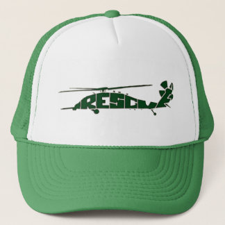 Combat Rescue Trucker Hat
