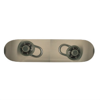 Combination lock Photo Skateboards