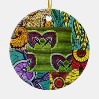 Combined Culture Kwanzaa Holiday Ornament