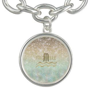 Combo Glitter Gradient Opal Gold ID435