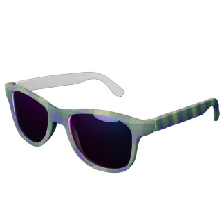 Combo Plaid sunglasses