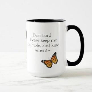 Combo Prayers & Coffee Kindness Mug By Zazz_It
