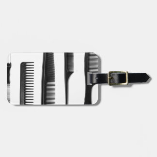 Combs Luggage Tag