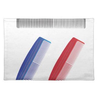combs placemat