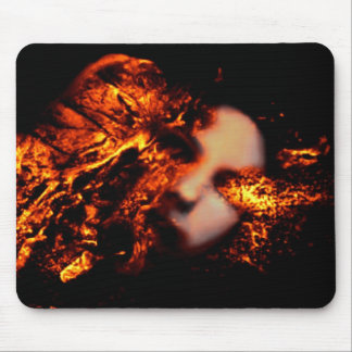 COMBUSTION I MOUSE PAD