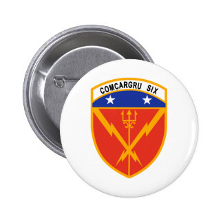 COMCARGRU-6 Squadron Patch Navy Insignia Military Pins