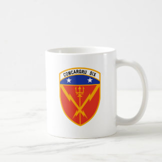 COMCARGRU-6 Squadron Patch Navy Insignia Military Coffee Mugs