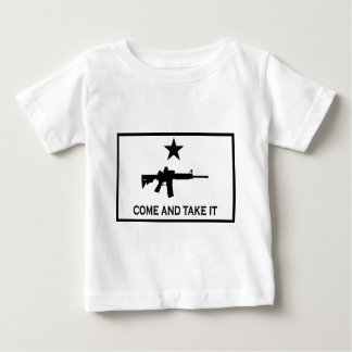 Come and take it AR-15 Baby T-Shirt