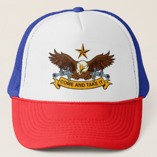 Come and take it eagle hat