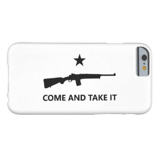 COME AND TAKE IT - Mini-14 Ranch Rifle Case Barely There iPhone 6 Case