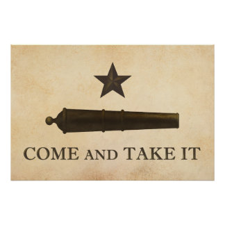Come and Take It Poster