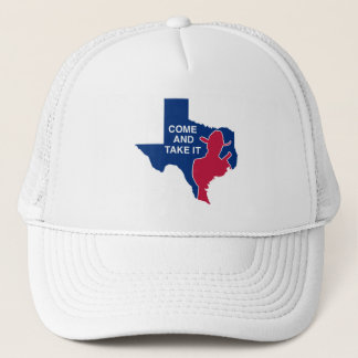 Come and take it state hat