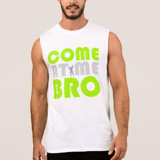 Come At me Bro workout shirt