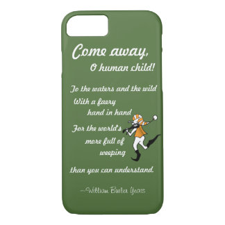 """""""Come away, O human child!"""" Ipone 6 case"""