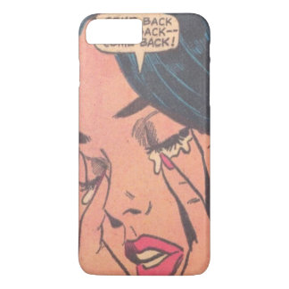 come back baby girl crying iPhone 7 plus case