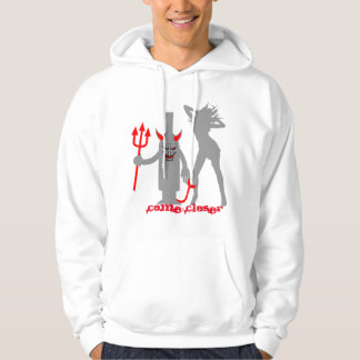 come closer hoodie