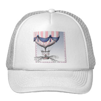 come fly with me, tony fernandes mesh hats
