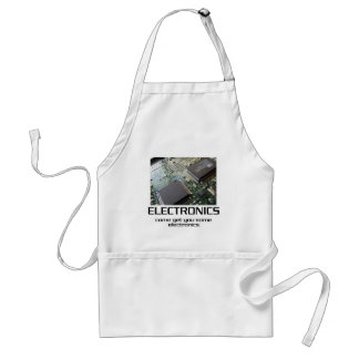 Come Get You Some Electronics Standard Apron