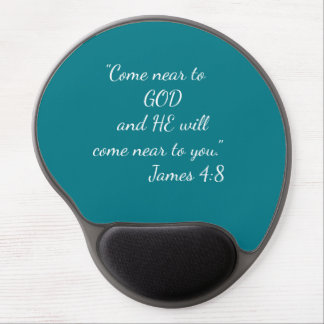 """""""Come Near to God"""" Gel Mouse Pad"""