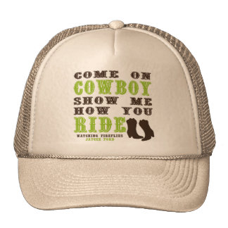 Come on Cowboy - TRUCKER HAT