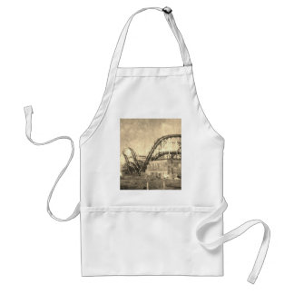 Come out to play standard apron
