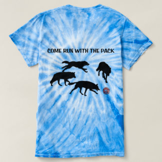 Come Run With The Pack Soccer Shirt