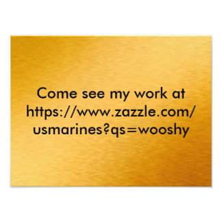 Come see my work at https://www.zazzle.com/usmarin photo print