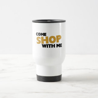 Come shop with me stainless steel travel mug