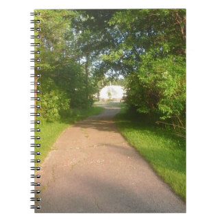COME THIS WAY SPIRAL NOTEBOOK