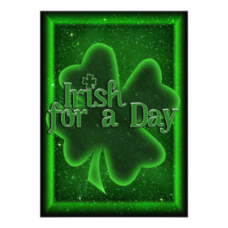 Come To Our St Patrick s Day Get Together Personalized Invites